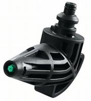 Изображение Насадка 90° для очистителя высокого давления Bosch AQT 33/35/37/40/42/45 F016800354
