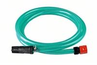 Изображение Всасывающий шланг с обратным клапаном для очистителя высокого давления Bosch AQT F016800421