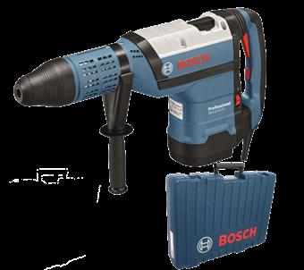 Изображение Перфоратор SDS-max BOSCH GBH 12-52 DV Professional 0611266000