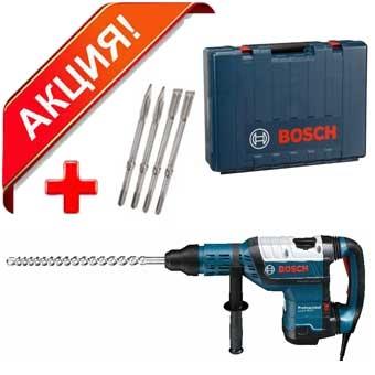 Перфоратор SDS-max BOSCH GBH 8-45 DV Professional купить в