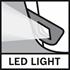 Изображение Аккумуляторный перфоратор BOSCH GBH 18 V-EC Professional Solo 061190400B