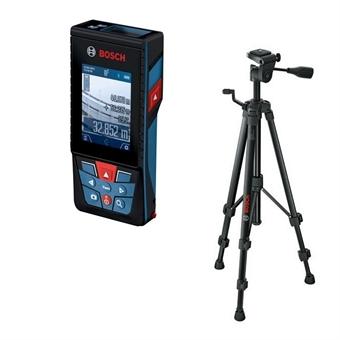 Изображение Лазерный дальномер GLM120C Professional + BT 150 0601072F01