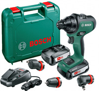 Изображение Аккумуляторный шуруповерт Bosch AdvancedDrill 18 Set 06039B5003